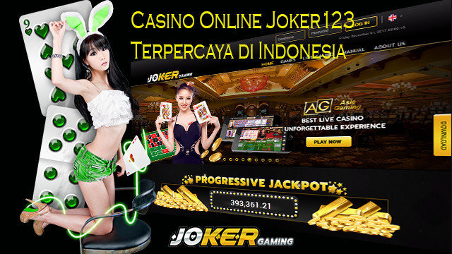 Casino Online Joker123 Terpercaya di Indonesia