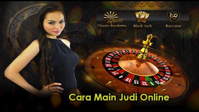 Cara Daftar Bandar Casino Online Terpercaya 2018